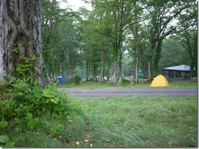 笹ヶ峰キャンプ場