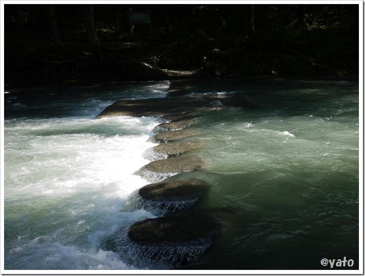 名栗渓谷ドレミファ橋