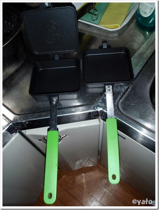 タルサタイムマルチホットサンドイッチメーカー