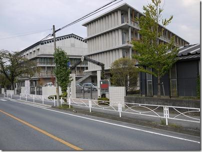 埼玉県秩父市立緑ヶ丘高等学校のモデル