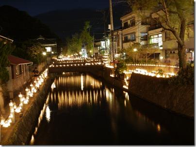 キャンドルカフェin下田 夜景