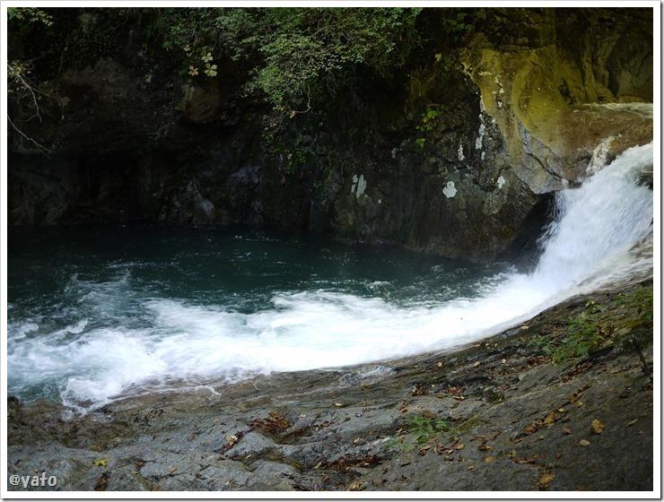 西沢渓谷 滝2