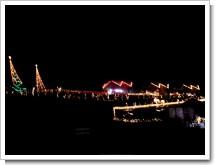 夕やけ小やけふれあいの里 クリスマスイルミネーション