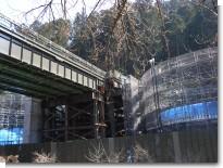 裏高尾|トンネル現場